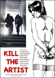 DVD - Kill The Artist